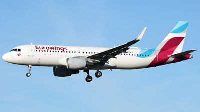 A picture of DAEWS - Airbus A320214 - Eurowings - © Bjoern Huke
