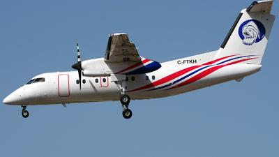 A picture of CFTKH - De Havilland Canada Dash 8100 - [472] - © Buzu