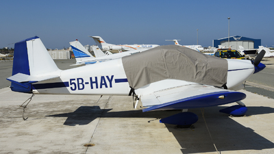 5B-HAY - Vans RV-6A - Private