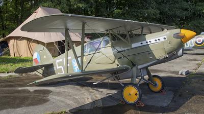 OK-QAB01 - Avia BK-534 - Private