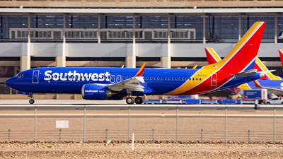 A picture of N8810L - Boeing 737 MAX 8 - Southwest Airlines - © Alexander Owen