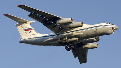 RA-76669 - Ilyushin IL-76MD - Russia - 224th Flight Unit State Airline