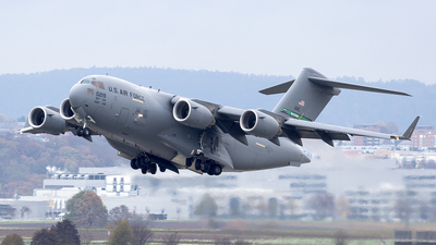 10-0219 - Boeing C-17A Globemaster III - United States - US Air Force (USAF)