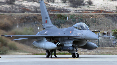 15105 - General Dynamics F-16AM Fighting Falcon - Portugal - Air Force