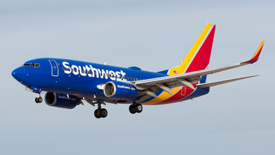 N747SA - Boeing 737-7H4 - Southwest Airlines