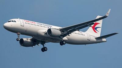 D-AXAB - Airbus A320-214 - China Eastern Airlines