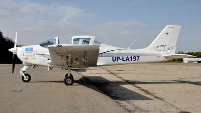UP-LA197 - Tecnam P2002JF Sierra - Private