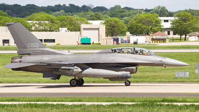 88-0150 - General Dynamics F-16D Fighting Falcon - United States - US Air Force (USAF)