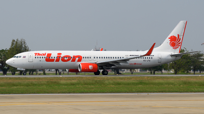 HS-LTU - Boeing 737-9GPER - Thai Lion Air
