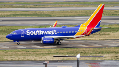 N7867A - Boeing 737-7Q8 - Southwest Airlines