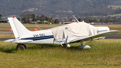 VH-SEL - Piper PA-28-180 Cherokee Archer - Private