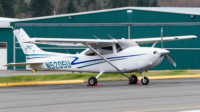 A picture of N5205U - Cessna T182T Turbo Skylane - [T18208153] - © SpotterPowwwiii