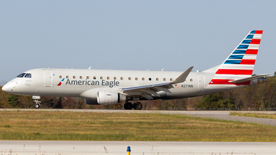 A picture of N271NN - Embraer E175LR - American Airlines - © Jonathan Garner