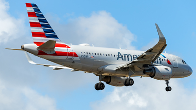 A picture of N3014R - Airbus A319115 - American Airlines - © Terris Scott