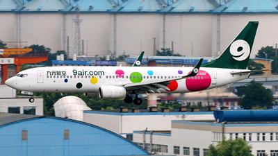 B-6992 - Boeing 737-86N - 9Air