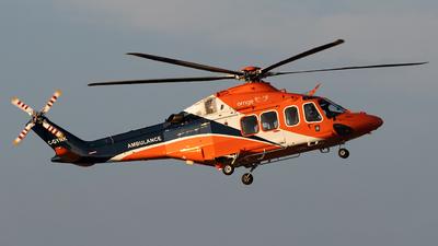 C-GYNK - Agusta-Westland AW-139 - Ornge