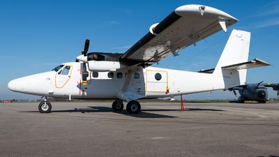730 - De Havilland Canada DHC-6-300 Twin Otter - France - Air Force