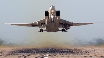 RF-95955 - Tupolev Tu-22M3 Backfire - Russia - Air Force