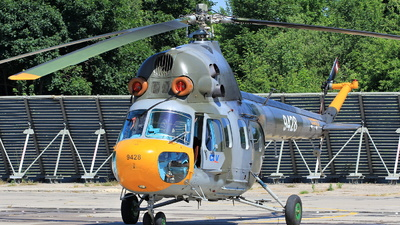 9428 - PZL-Swidnik Mi-2 Hoplite - Czech Republic - Air Force