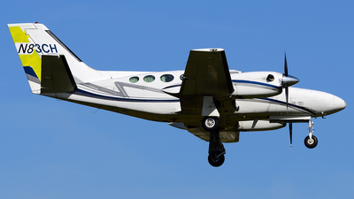 N83CH - Cessna 425 Corsair - Private