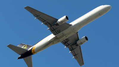 N475UP - Boeing 757-24A(PF) - United Parcel Service (UPS)