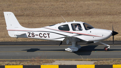 ZS-CCT - Cirrus SR20 - Private