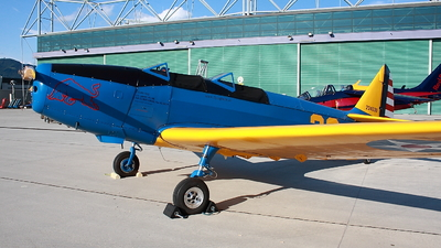 N50429 - Fairchild PT-19 Cornell - The Flying Bulls