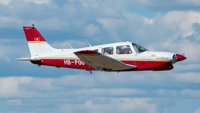 HB-PQG - Piper PA-28R-201T Turbo Arrow III - EFOS Flight-Charter