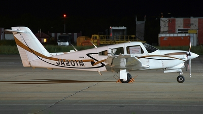 A picture of JA201M - Piper PA28RT201T - [28R8531001] - © Andrey