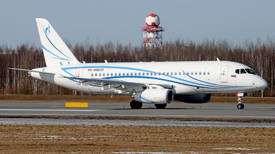 RA-89020 - Sukhoi Superjet 100-95LR - Gazpromavia