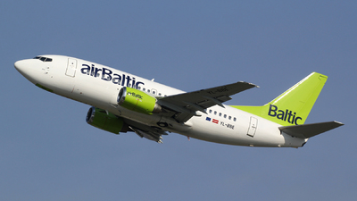 YL-BBE - Boeing 737-53S - Air Baltic