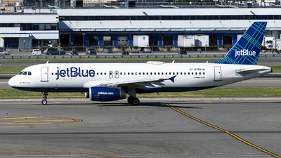 N768JB - Airbus A320-232 - jetBlue Airways