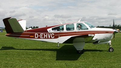 D-EHVC - Beechcraft V35B Bonanza - Private
