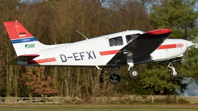 D-EFXI - Piper PA-28-161 Cadet - RWL - German Flight Academy