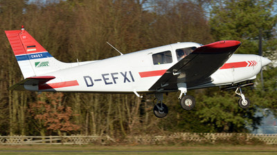 A picture of DEFXI - Piper PA28161 Cadet - [2841118] - © Alex Herbort