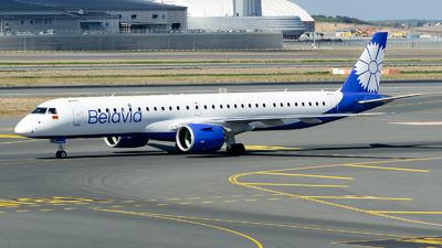 EW-560PO - Embraer 190-400STD - Belavia Belarusian Airlines
