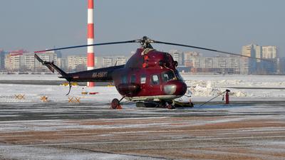 RA-15629 - Mil Mi-2 Hoplite - Private