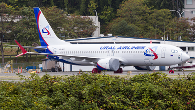 VP-BYI - Boeing 737-8 MAX - Ural Airlines