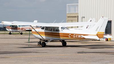 C-GXWM - Cessna 172N Skyhawk II - Calgary Flying Club