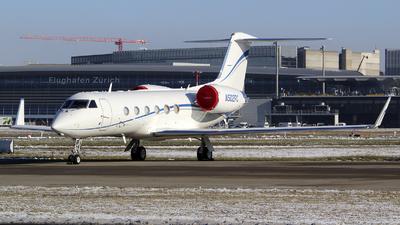 N502PC - Gulfstream G-IV(SP) - Private