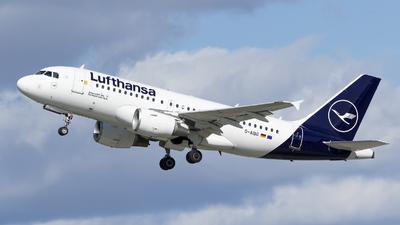 A picture of DAIBG - Airbus A319112 - Lufthansa - © RAFAL KUKOWSKI
