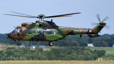 F-MCHA - Eurocopter AS 532UL Cougar - France - Army