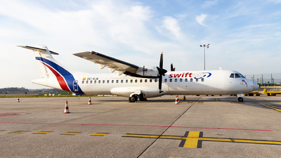 EC-KJA - ATR 72-202(F) - Swiftair