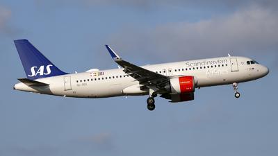 SE-DOX - Airbus A320-251N - Scandinavian Airlines (SAS)