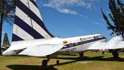 HC-APV - Douglas B-23 Dragon - Ecuatoriana de Aviación