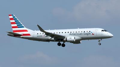 N242NN - Embraer 170-200LR - American Eagle (Envoy Air)