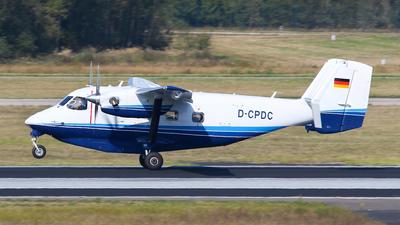 D-CPDC - PZL-Mielec M-28 Skytruck - PD Air Operation