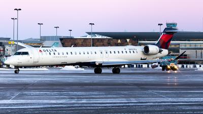 N907XJ - Bombardier CRJ-900LR - Delta Connection (Endeavor Air)