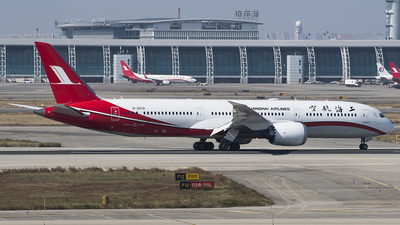 B-20CD - Boeing 787-9 Dreamliner - Shanghai Airlines