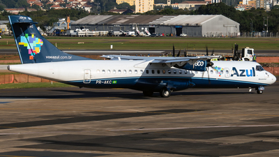 PR-AKC - ATR 72-212A(600) - Azul Linhas Aéreas Brasileiras